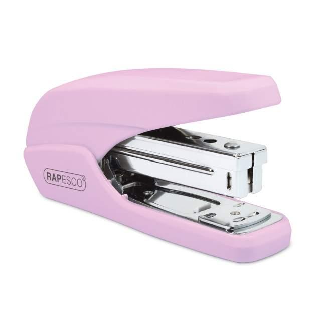 X5-25ps Less Effort Stapler (Candy Pink)