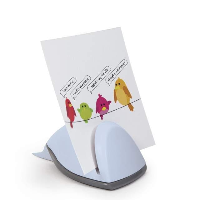 Paper Holder / Staple Remover