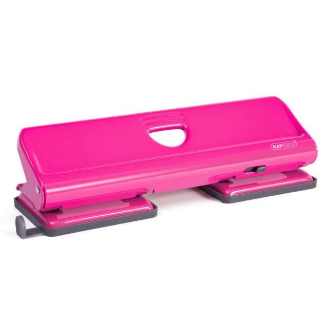 Hole Punch - 720 4-Hole - Hot Pink