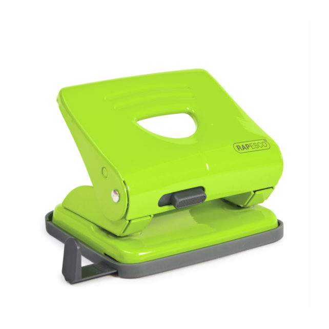 Hole Punch 825 2-Hole - Green