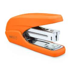 X5-25ps Less Effort Stapler (Orange)