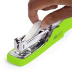 Stapler X5-25 Less Effort - Green